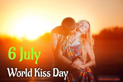 Download Happy World Kiss Day 2020 wishes images | 6 July