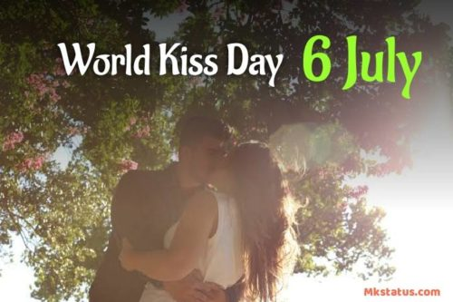 Happy World Kiss Day 2020 wishes images | 6 July