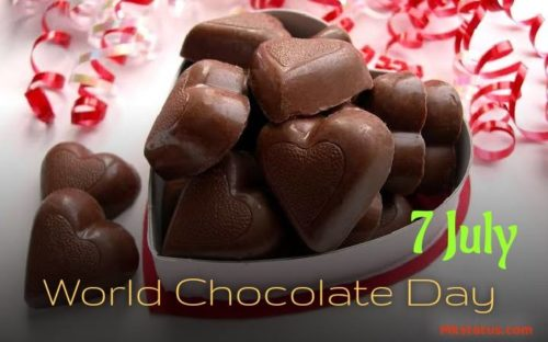 World Chocolate Day 2020 wishes photos