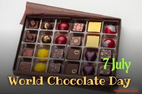 World Chocolate Day 2020 wishes images for whatsapp statusq