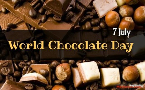World Chocolate Day 2020 wishes images