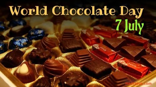 World Chocolate Day 2020 wishes images 7 July