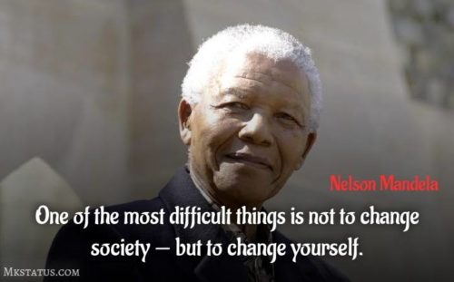 Download Mandela Day Quote images for status