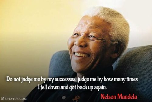 Nelson Mandela quotes in English images