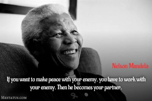 Download Nelson Mandela quotes in English images for status