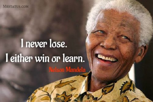 Nelson Mandela quotes images for status