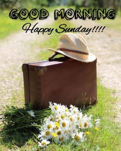 Happy Sunday Good Morning Images for status