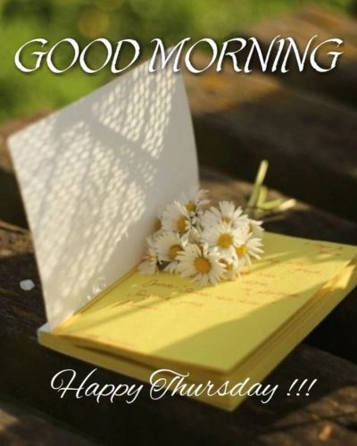 Download Happy Thursday Good Morning images