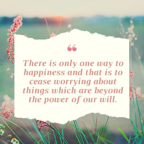 happiness quotes in English