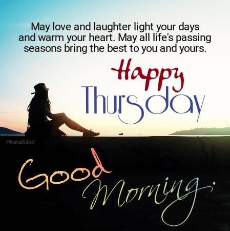Best new Good Morning Thursday Quotes status for whatsapp