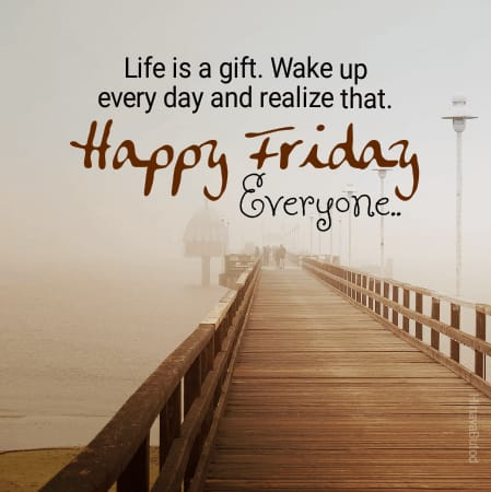 Best new Happy Friday Good Morning Status images