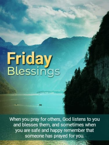 Good Morning Friday wishes blessing messages images