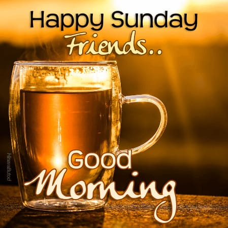 Good Morning Sunday Images for Whats-app Status