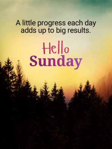 Happy Good Morning Sunday Images for FB status & DP