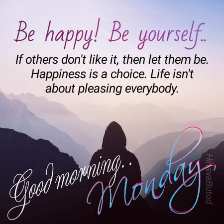 Monday Morning Wishes images quotes for friends
