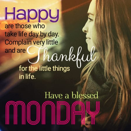 Good Morning Monday Status images with blessing quotes