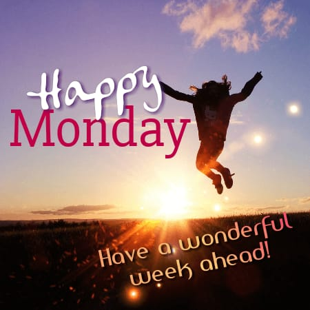Happy Good Morning Monday Status images