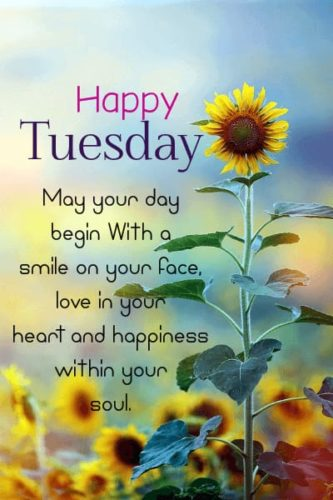 Good Morning Tuesday images with messages