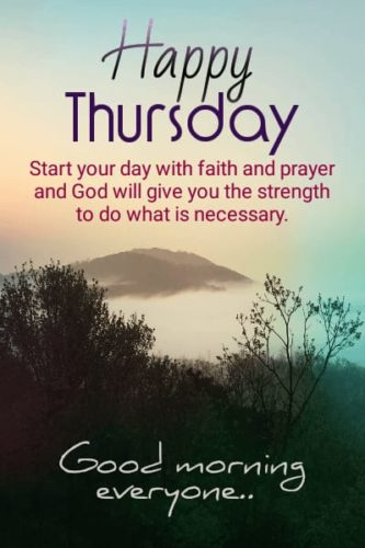 Download Good Morning Thursday wishes blessing quotes