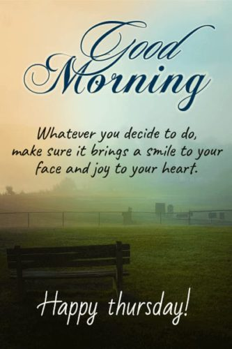 Download Good Morning Thursday wishes quotes