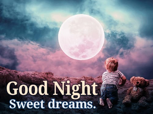 Best Good Night Quotes in English images
