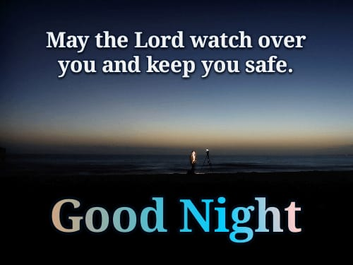 Happy Good Night blessing Quotes in English images