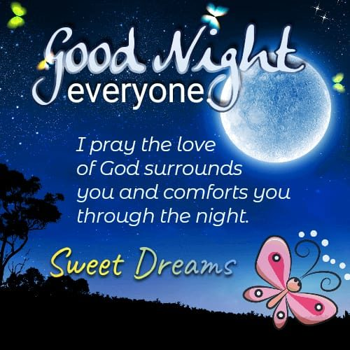 Latest Good Night wishes messages images