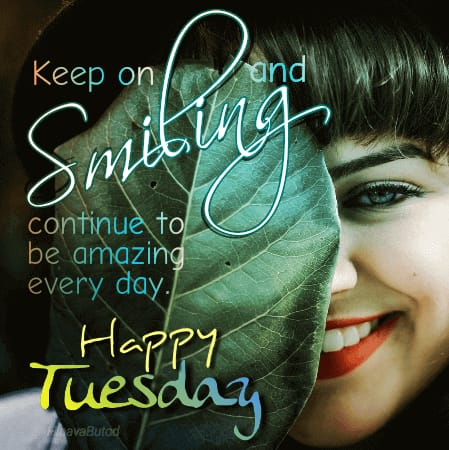 Amazing pictures wishing Happy Good Morning Tuesday with quotes