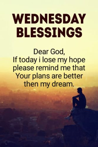 Good Morning Wednesday Blessing messages images