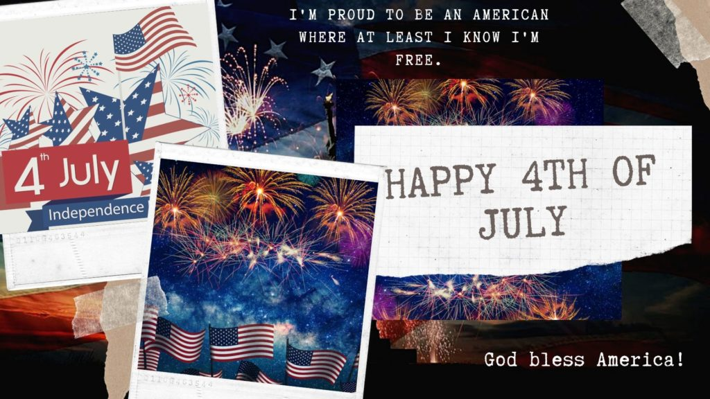 4th July Independence day 2020 Wishes