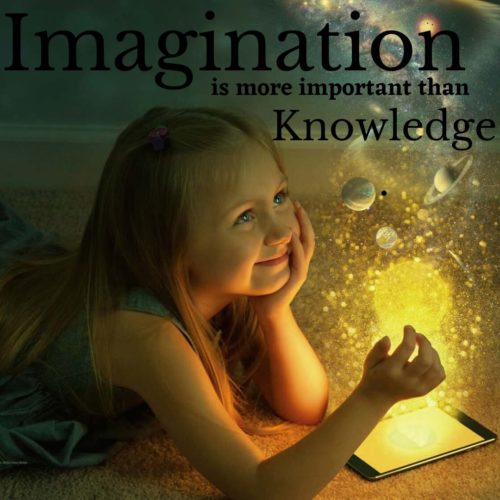 Imagination Quotes with Status Pictures