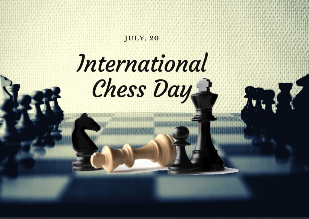 International Chess Day 2020 Wishes