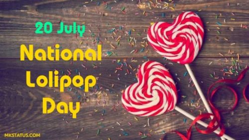 National Lolipop Day  2020 wishes images 20 July