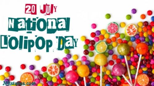 National Lolipop Day  2020 wishes images