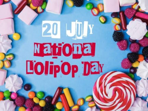 National Lolipop Day  greeting images for whatsapp status