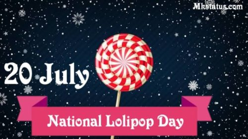 Best National Lolipop Day  greeting images