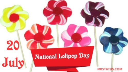 National Lolipop Day  2020 wishes images for status