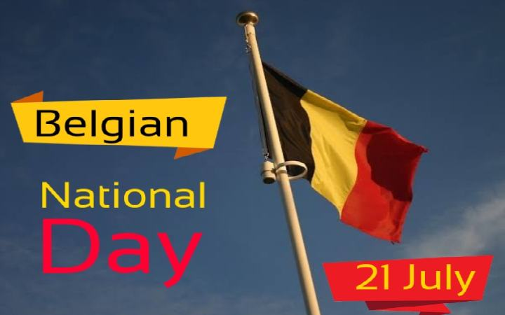 Belgian National Day wishes images