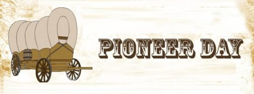 Pioneer Day (Utah) Wishes Images for Whatsapp Status