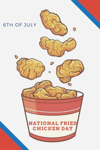 National Fried Chicken Day 2020