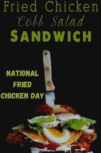 National Fried Chicken Day 2020 Wishes