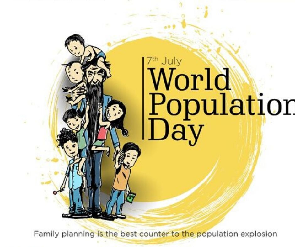 World Population Day Wishes images
