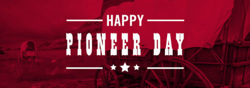 Happy Pioneer Day images