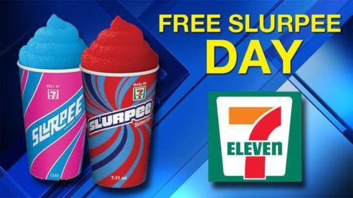 National Free Slurpee Day