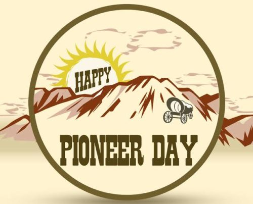 Happy Pioneer Day images for status