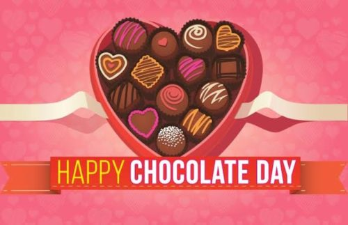Download Happy Chocolate Day 2020 wishes images