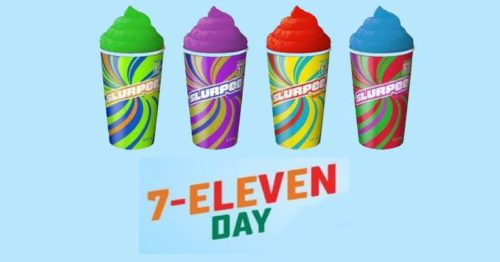 11 July National Free Slurpee Day wishes images