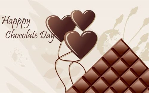 Happy Chocolate Day 2020 wishes images | 7 July