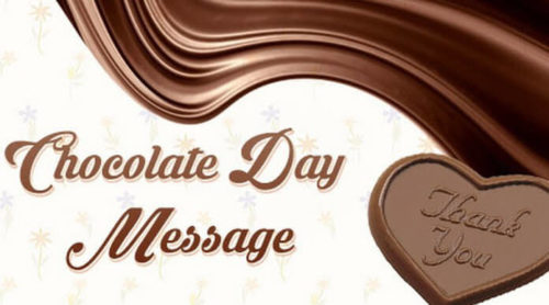 Happy Chocolate Day wishes photos 2020