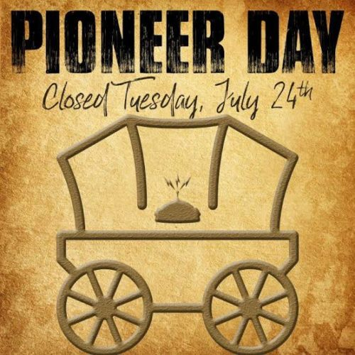 Happy Pioneer Day Utah wishes images